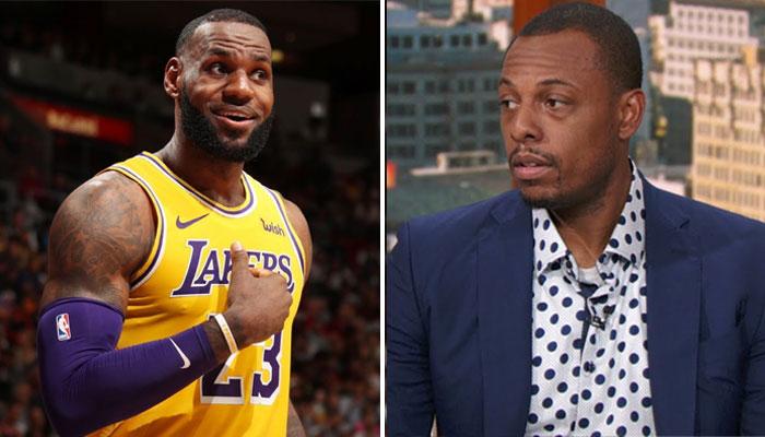 Paul Pierce a affirmé que les joueurs NBA avaient peur de LeBron James