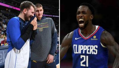 NBA – Patrick Beverley attaque gratuitement Luka Doncic et Nikola Jokic
