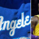 NBA – Le maillot « Classic » des Lakers pour la saison 2021 aurait fuité !