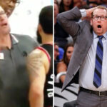 NBA – L'insulte de Nick Nurse après l'altercation entre les Raptors et Marcus Smart
