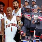 NBA – « Le Heat me rappelle les Pistons de 2004 »