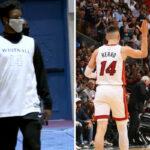 NBA – L'incroyable geste de Jimmy Butler pour Tyler Herro à l'entrainement