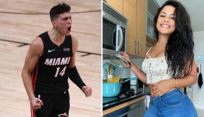 NBA – Semaine très mouvementée pour Tyler Herro et sa sulfureuse copine !
