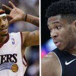 NBA – L'avis incendiaire d'Allen Iverson sur le futur de Giannis