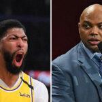 NBA – Le joueur que Barkley veut au All-Star Game… à la place de Anthony Davis