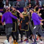 NBA – Anthony Davis plante au buzzer et offre la victoire aux Lakers !