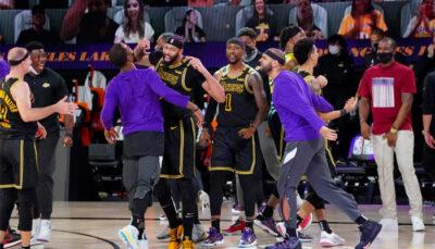 NBA – Les Lakers en route pour une première all-time de patron, devant les Bulls 96 !
