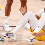 NBA – Les Lakers gagnent mais s'inquiètent pour Anthony Davis !