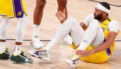 NBA – Pluie de blessures chez les superstars, grosse inquiétude pour Anthony Davis !
