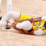 NBA – Des nouvelles d'Anthony Davis après sa blessure