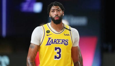 NBA – Le miracle improbable d'Anthony Davis qui lui explose en pleine face