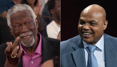 NBA – Bill Russell se moque ouvertement de Charles Barkley !
