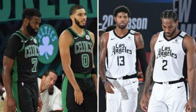 NBA – Comment les Clippers et les Celtics pourraient monter le trade idéal