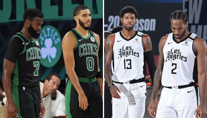 NBA - Un ex-joueur lâhce une comparaison assassine sur les Boston Celtics... et trolle les Los Angeles Clippers