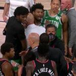 NBA – Fin de Game 6 dans le chaos entre Raptors et Celtics
