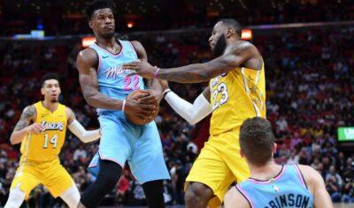 NBA – « Si la Finale est Miami vs Lakers, le Heat gagnera »