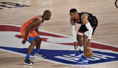 NBA – Russell Westbrook envoie une pique vicieuse à Chris Paul