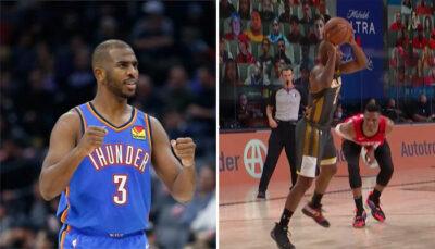 NBA – Le nouveau geste polémique de Chris Paul sur Russell Westbrook