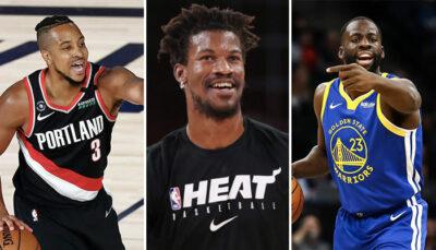 NBA – C.J. McCollum et Draymond Green dégomment les haters de Jimmy Butler