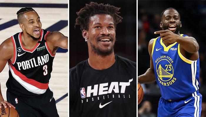 NBA - C.J. McCollum et Draymond Green dégomment les haters de Jimmy Butler
