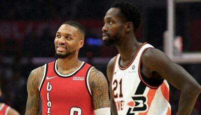 NBA – Déchaîné, Damian Lillard en remet une couche sur Patrick Beverley !