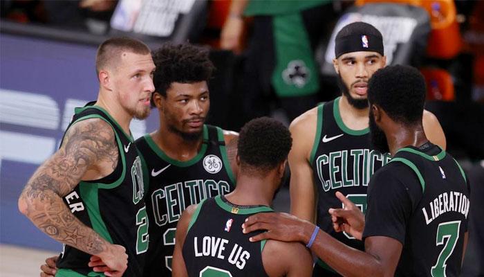 Sérieuse embrouille dans le vestiaire des Celtics après le Game 2 !