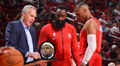NBA – Mike D'Antoni envoie un scud à LeBron James après ses remarques