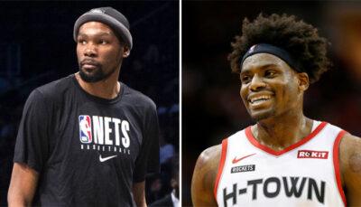 NBA – Le drôle d'avis de Kevin Durant sur le feuilleton Danuel House Jr