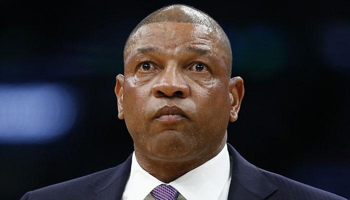 Doc Rivers coach des Los Angeles Clippers