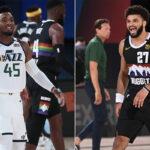 NBA – La scène touchante entre Jamal Murray et Donovan Mitchell après le Game 7