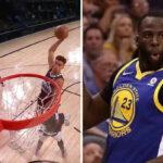 NBA – Draymond et Perkins se lâchent après l'énorme poster de MPJ !