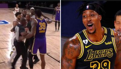 NBA – Dwight Howard déclenche encore une embrouille !