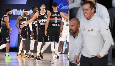 NBA – La décla cash de Frank Vogel sur les Nuggets avant les finales de conférence