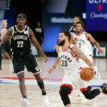 NBA – Le méchant tacle de Fred VanVleet en direction des Nets