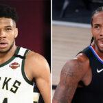 NBA – Nous aurons bien une finale Antetokounmpo vs Leonard !
