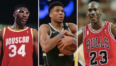 NBA – Giannis comparé à MJ et Olajuwon dans une vidéo virale, il réagit