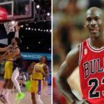 NBA – L'incroyable panier de Jamal Murray à la Michael Jordan !