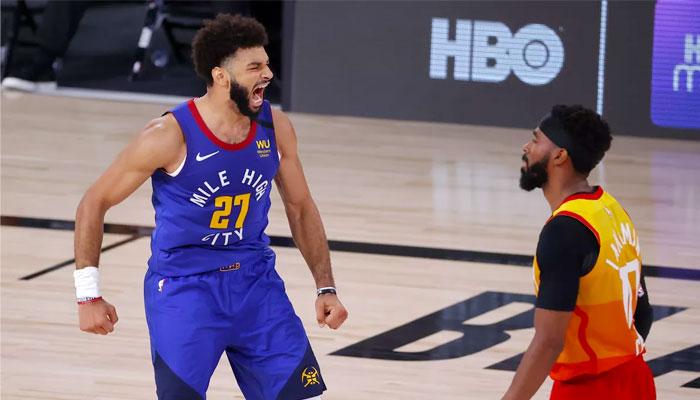 Fin de match incroyable dans le Game 7 entre Denver et Utah ! NBA