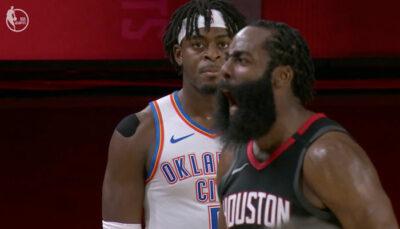 NBA – Les Rockets se qualifient d'un rien face au Thunder !