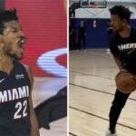 NBA – L'inattendue masterclass de Jimmy Butler à l'entraînement