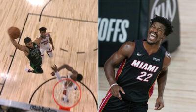 NBA – Le contre de Bam Adebayo sur Jayson Tatum qui offre la victoire au Heat !