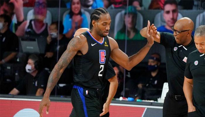 Fin de série pour Kawhi Leonard NBA