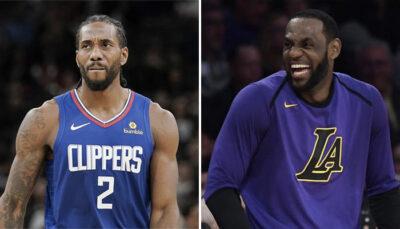 NBA – « À 36 ans, LeBron est un meilleur défenseur que Kawhi »