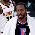 NBA – La réaction culte de Kawhi à son 10.000ème point en carrière