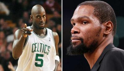 NBA – Kevin Durant pense avoir trouvé la 3ème star des Nets, Garnett le contredit