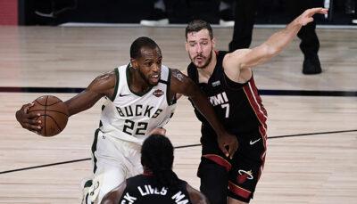 NBA – La stratégie du Heat pour éteindre Middleton au prochain match
