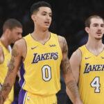 NBA – Kuzma donne le point commun que seul lui et Caruso partagent