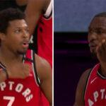 NBA – Tensions chez les Raptors en plein match !