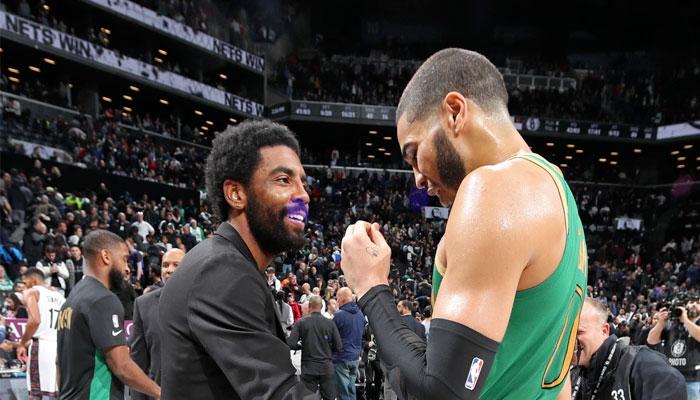 Le conseil de Kyrie Irving à Jayson Tatum en quittant Boston NBA