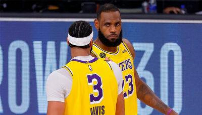 NBA – LeBron James envoie un message menaçant viral sur Insta